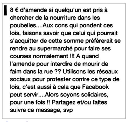 Interdiction de fouiller dans les poubelles à Nogent-sur-Marne, sinon c'est 8 Euros d'amende  8-e-amende-nourriture-poubelles