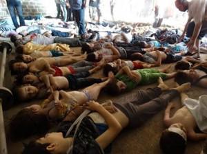 Syrie mobilisons nous pour rompre le silence de la communauté internationale enfants-syriens-gases-300x224