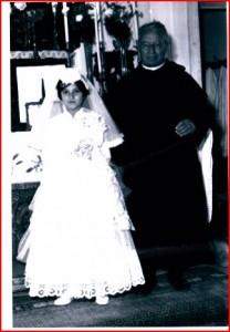servi di maria padre girolamo russo foto con bambini prima comunione 02